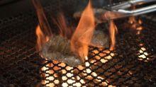 熟成72小時!! 燒牛舌 專門店 傳統麥米飯+牛尾湯套餐 |尖沙咀食乜好|