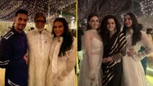 What Are Bachchan Diwali Parties Like? Neha Dhupia Tells All