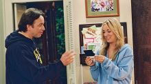 Kaley Cuoco remembers late co-star John Ritter as 'an unbelievable actor' who told a lot of dad jokes
