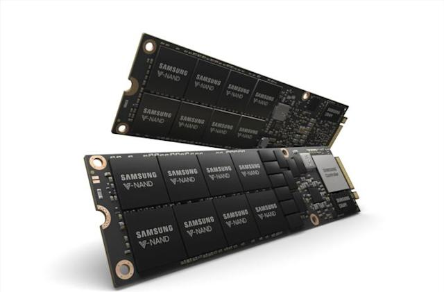 Samsung now has an 8TB SSD thanks to 3D memory tech