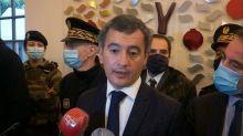 """Attaque à Paris: Darmanin a demandé au préfet de police de """"renforcer la sécurisation de nombreux sites"""""""