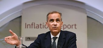 Banks get rap across the knuckles as Carney steps in to preempt a bubble