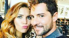 ¡Sorpresón! David Bisbal anuncia que se ha casado en secreto con Rosanna Zanetti