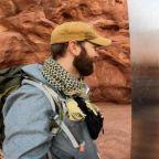 Visitors track down mystery desert monolith in Utah