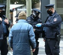 Thousands of German police plan to hunt out lockdown breakers