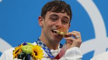 Tears on Tokyo podium reflect Tom Daley's long march to Olympic glory