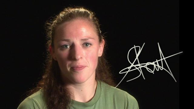 I Am a Fighter: Sarah Kaufman