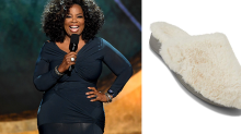 These Podiatrist-Approved Slippers Are One of Oprah's 'Favorite Things' of 2018