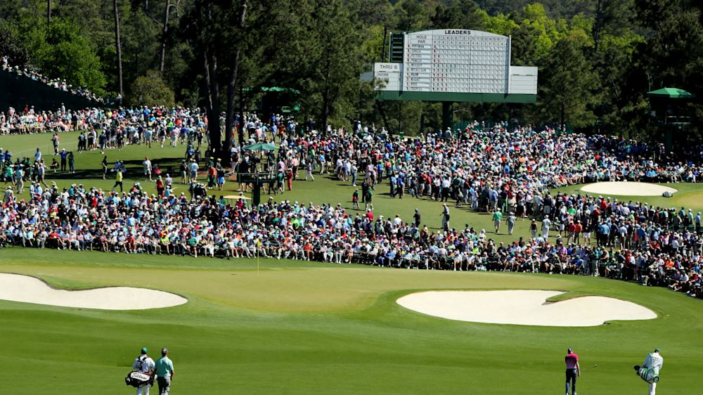Stellar leaderboard sets up blockbuster final Masters round at Augusta
