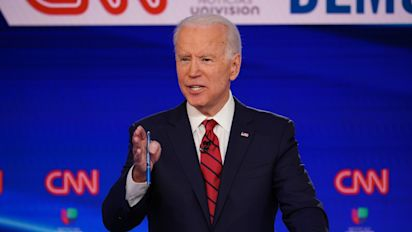 How Biden would differ from Trump on virus