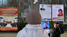 Opposition report mass violations in Belarus polls as strongman woos West