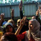 Unions call for total strike in Myanmar; Suu Kyi party official dies in custody