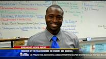 Teacher of the Year nominee in student sex scandal