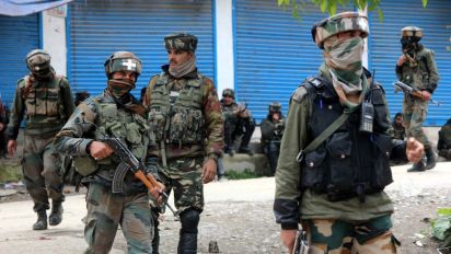 Three JeM Militants Killed by Security Forces in J&K's Tral