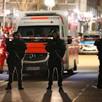 Gunman who killed nine in Germany allegedly held far-right views