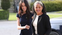Doria Ragland Has the Cutest Proud Mom Moments at Her Daughter Meghan Markle's Book Launch Event