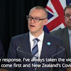 New Zealand health minister resigns following series of gaffes