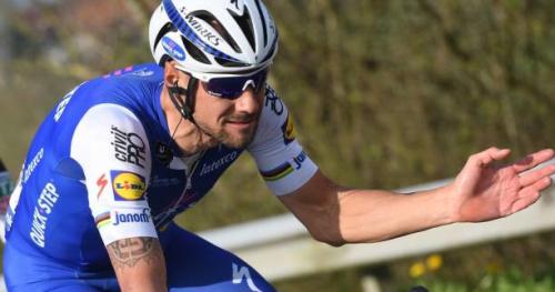 Cyclisme - Paris-Roubaix - Paris-Roubaix : Tom Boonen leader de Quick-Step Floors pour sa dernière course