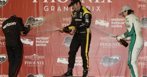 IndyCar - Phoenix - IndyCar : Simon Pagenaud, première sur ovale à Phoenix !