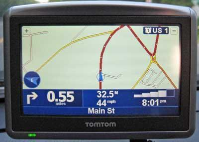 TomTom ONE XL reviewed
