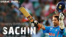 Sachin Tendulkar flooded with birthday wishes from home and abroad