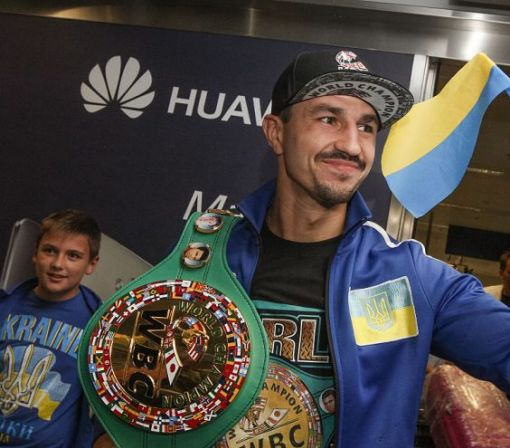 How sparring with Manny Pacquiao gave Viktor Postol newfound confidence