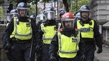 More than 100 officers injured amid anti-racism demonstrations, police chiefs claim