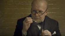 Gary Oldman as Winston Churchill Inspires WWII-Era Britain to Fight to Win in New 'Darkest Hour' Trailer