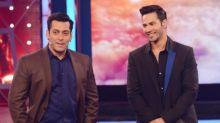 Judwaa 1 Salman Khan and Judwaa 2 Varun Dhawan indulge in a sweet Twitter conversation