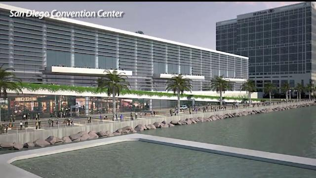 Convention Center Expansion Plan Approved