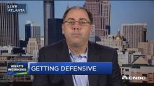 What's working: Defense stocks