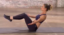Jillian Michaels' 7-minute secret to firmer abs and preventing back pain