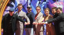El elenco de Avengers se une para apoyar a Joe Biden en las elecciones presidenciales de EEUU