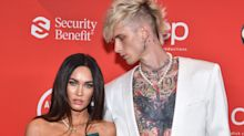 'My bloody valentine': Machine Gun Kelly says on Instagram he wears Megan Fox's blood around his neck