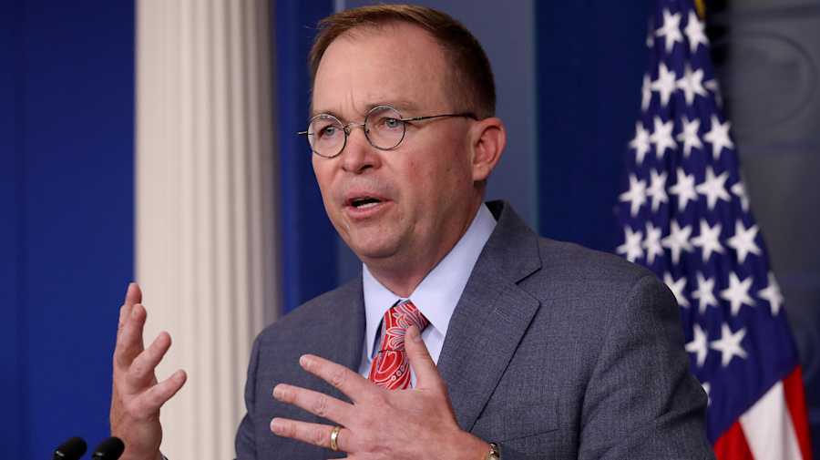 Mulvaney: Trump is 'in the hotel business'