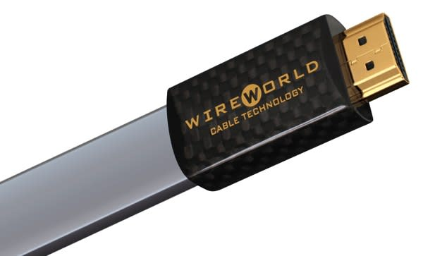 Wireworld's Platinum Starlight HDMI cable is only $1,000, better than your HDMI cable