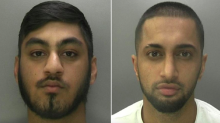 Conmen jailed after 92-year-old victim plays them at their own game and lures them into arrests