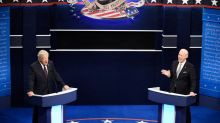 Jim Carrey makes shaky Joe Biden debut on 'SNL,' Maya Rudolph's Kamala Harris cracks a 'WAP' joke