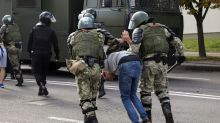EU calls for U.N. monitoring of Belarus rights abuses: document