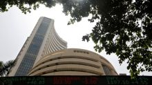 Banks, Reliance drag Sensex, Nifty lower; IT stocks surge on HCL outlook