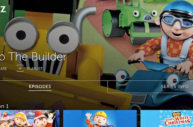 Starz pads its streaming library with more kids' and Spanish options