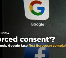 Facebook, Google face first GDPR complaints over 'forced consent'