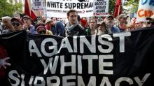 White nationalist rally stopped in Virginia after factions clash