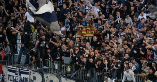 Foot - L1 - Il n'y aura pas de supporters bordelais à La Beaujoire