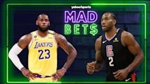 Mad Bets: Lakers vs. Clippers Betting Odds