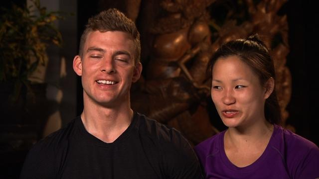 The Amazing Race - Cindy's New Respect