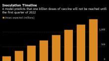 Países ricos são primeiros na fila em corrida por vacina
