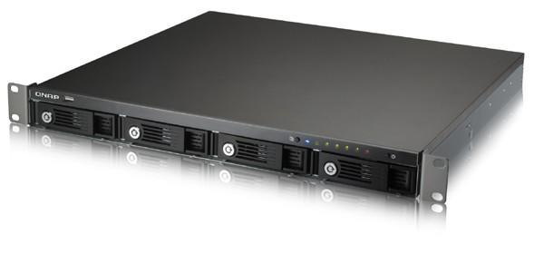 QNAP adds new BitTorrent engine to NAS family, launches TS-409U