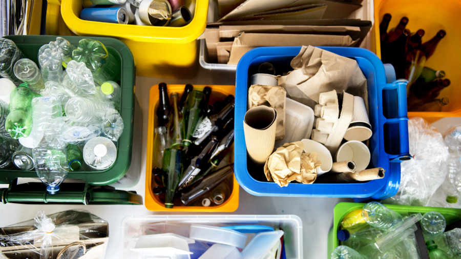 Here's what you can and can't recycle