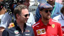 Horner rules out Vettel Red Bull return